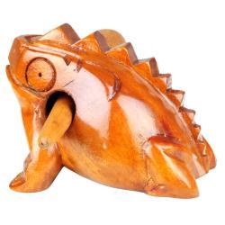 Wooden Croaking Frog (Indonesia)
