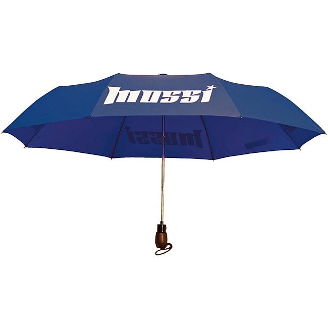 Mossi Navy Blue Compact Umbrella