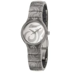 Rado Women's 'Rado True' Titanium and Ceramic Quartz Watch