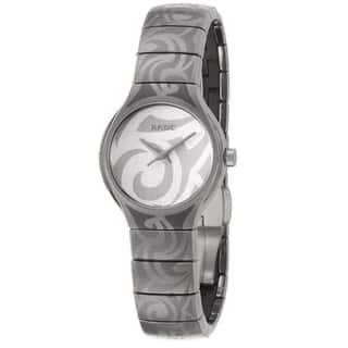 Rado Women's 'Rado True' Titanium and Ceramic Quartz Watch https://ak1.ostkcdn.com/images/products/6382882/P13996913.jpg?impolicy=medium