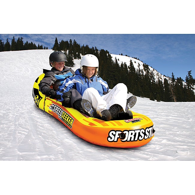 Sportsstuff 2-person Speedseeker Snow Tube - Thumbnail 0