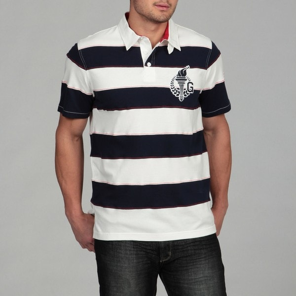 Generra Men's Striped Shirt