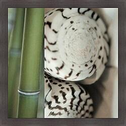 Jennifer Broussard 'Bamboo I' Framed Print Art