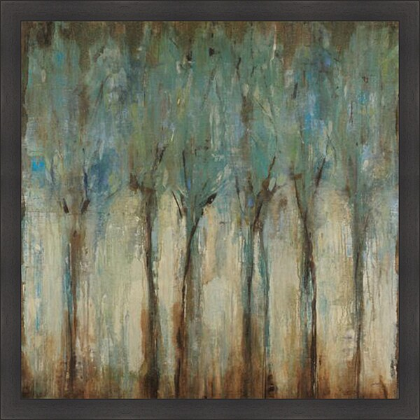 Liz Jardine 'Whispering Winds' Framed Print Art