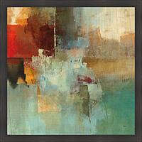 Randy Hibberd 'Big City I' Framed Print