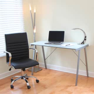 White Exponent Office Desk /Drafting Table|https://ak1.ostkcdn.com/images/products/6384015/P13997714.jpg?impolicy=medium