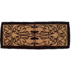 Imports Unlimited Hand-Woven Iron Grate Doormat