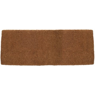 Imports Unlimited Hand-Woven Blank Doormat
