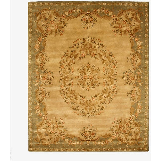 Hand Tufted Wool Mumtaj Rug - 5' x 8'