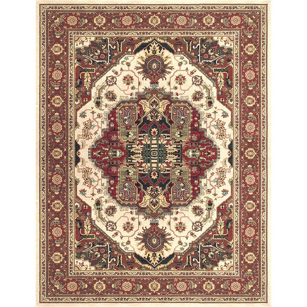 Dorchester Beige Rust Rug 12 X 15 Free Shipping