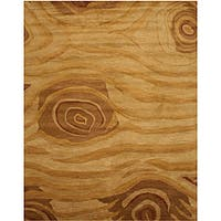 Hand Tufted Wool Saturn Rug (5' x 8') - 5' x 8'