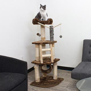 Kitty Mansions Athens Cat Tree Furniture https://ak1.ostkcdn.com/images/products/6385071/P13998671.jpg?impolicy=medium