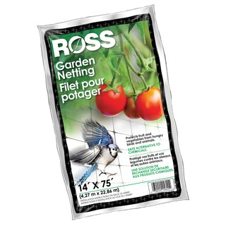 Ross Garden Diamond Netting (14' x 75')