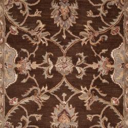 Hand-tufted Tupac Wool Rug (8' x 10')