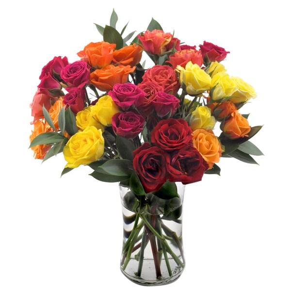 Sweets in Bloom 'Dainty Sorbet' Flower Bouquet