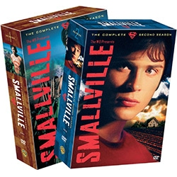 Smallville: The Complete Seasons 1&2 (DVD)