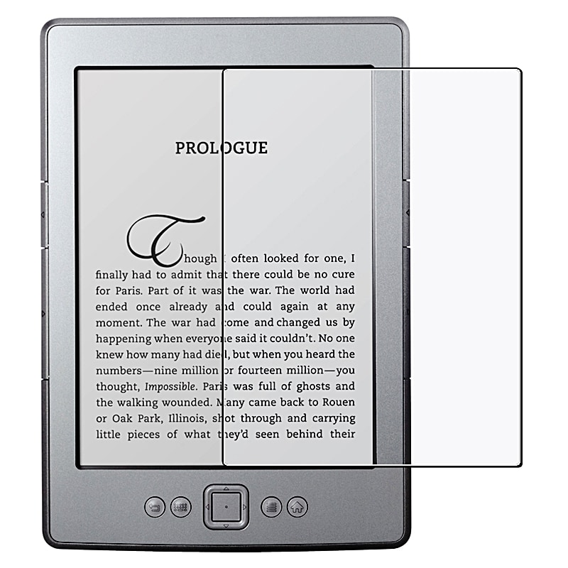 Anti-Glare Screen Protector for Amazon Kindle 4