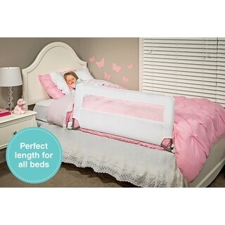 Regalo Guardian Swing Down Portable Bed Rail