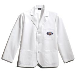 Gelscrubs Unisex NCAA Auburn Tigers Short Polyester/Cotton Labcoat