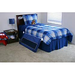 Regalo Blue Swing Down Bed Rail - Thumbnail 1