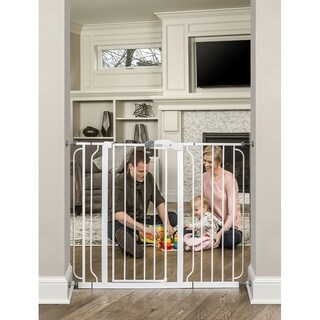 Superior Regalo Extra Tall Wide Span Safety Gate