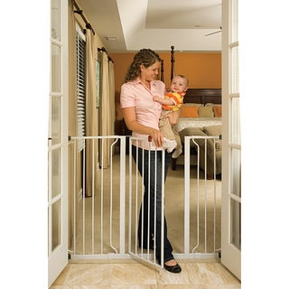 Regalo Extra Tall Wide Span Safety Gate