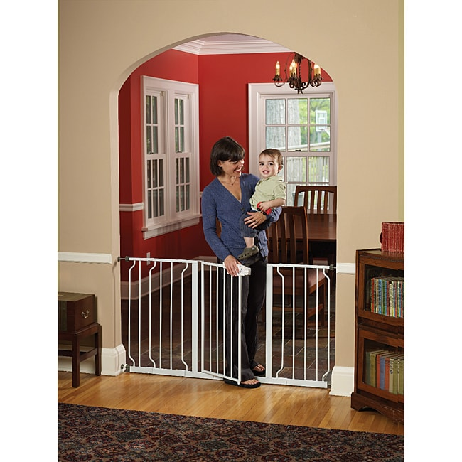 Regalo Extra Wide Walk Through Gate Free Shipping Today