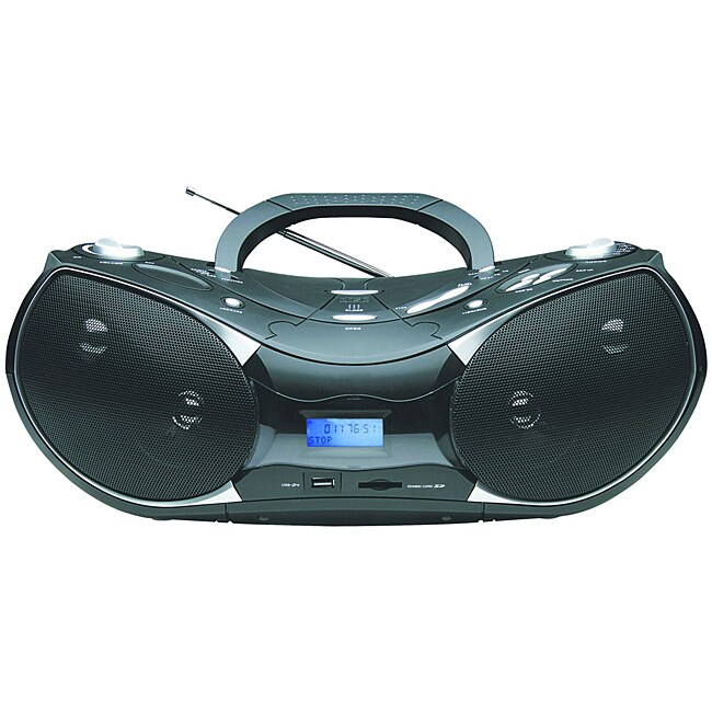 Naxa Portable MP3/CD Player