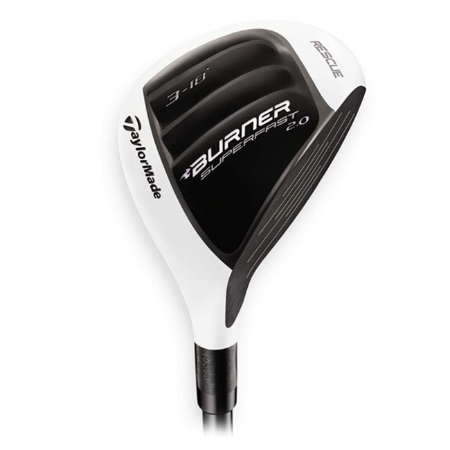 TaylorMade Women's Burner SuperFast 2.0 Rescue Hybrid