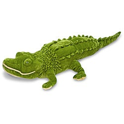 Melissa & Doug Plush Alligator - Thumbnail 0