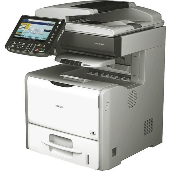 Ricoh Aficio SP 5200S Laser Multifunction Printer - Monochrome - Plai