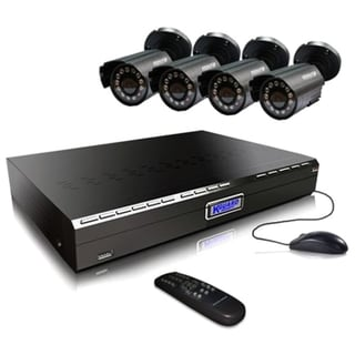 Kguard CA14-C02 Video Surveillance System