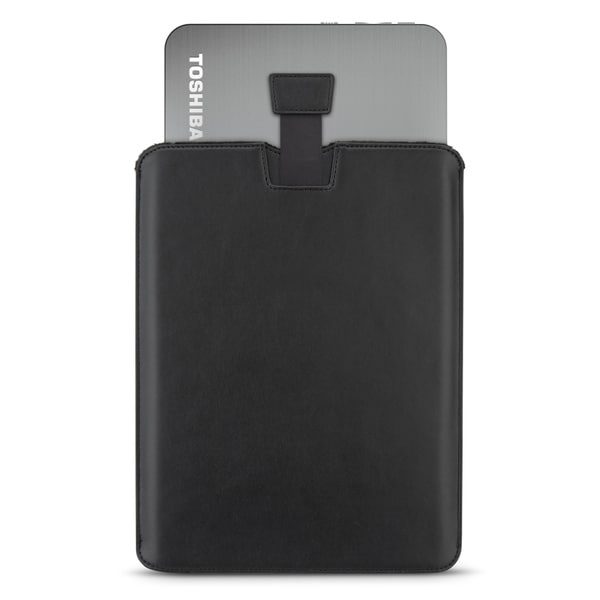 """Toshiba Carrying Case (Sleeve) for 7"""" Tablet PC - Black"""