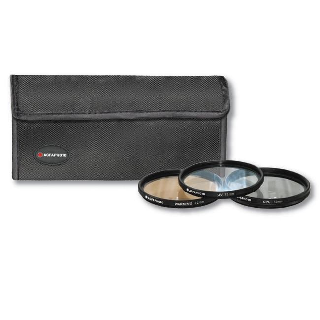 Agfa 72mm Filter Kit