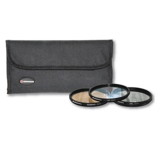 Agfa 55mm Filter Kit