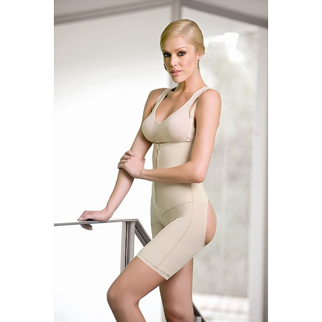 5221eb93477 Shop Co Coon Women s Antonella Full Body Shaper - Free Shipping Today -  Overstock - 6390098