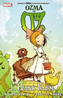 Oz: Ozma of Oz (Paperback)