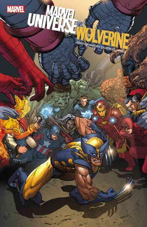 Wolverine: Marvel Universe Vs. Wolverine (Paperback)