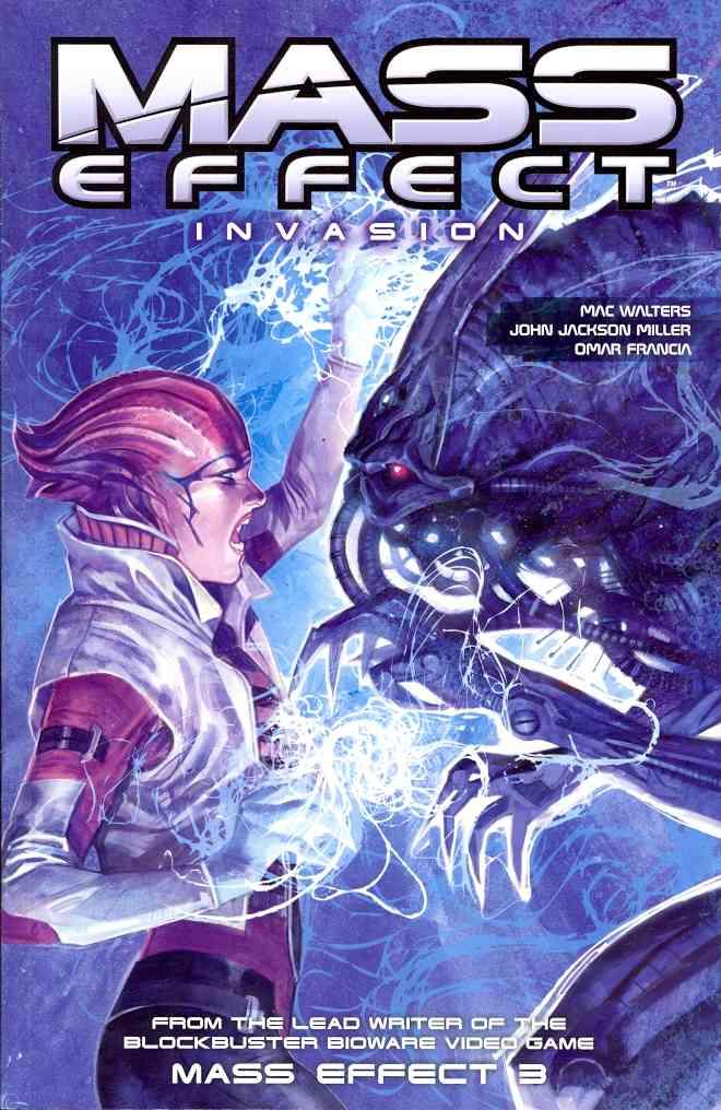 Mass Effect 3: Invasion (Paperback)