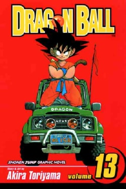 Dragon Ball 13 (Paperback)