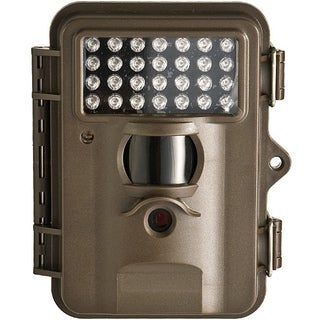 Barska 6MP Color Screen Trail Camera with 28 Infrared LED lights
