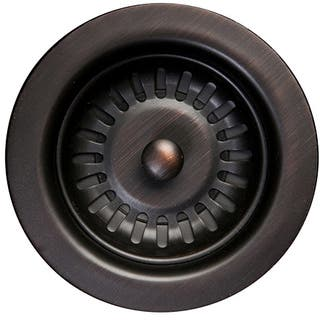 Premier Copper Products Kitchen, Prep, Bar 3.5-inch Oil Rubbed Bronze Basket Strainer Drain|https://ak1.ostkcdn.com/images/products/6391595/P14003958.jpg?impolicy=medium