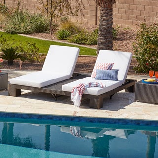 Palms Double Chaise Lounge