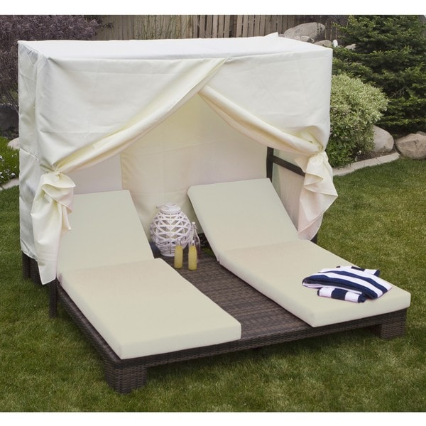 Palms Tent Bed