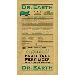 Dr Earth Fruit Tree Organic Fertilizer