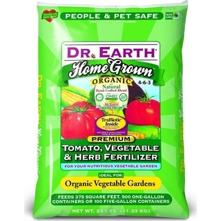 Dr Earth Organic 5 Tomato, Vegetable and Herb Fertilizer
