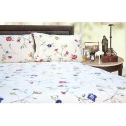 Floral-Garden-Printed-Extra-Deep-Pocket-Flannel-Sheet-Set