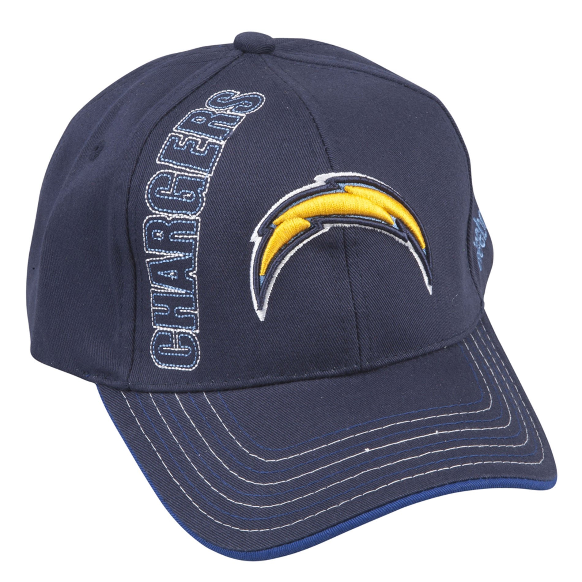 1085ed7ed9b Shop Reebok San Diego Chargers Yardage Hat - Free Shipping On Orders Over   45 - Overstock - 6393226