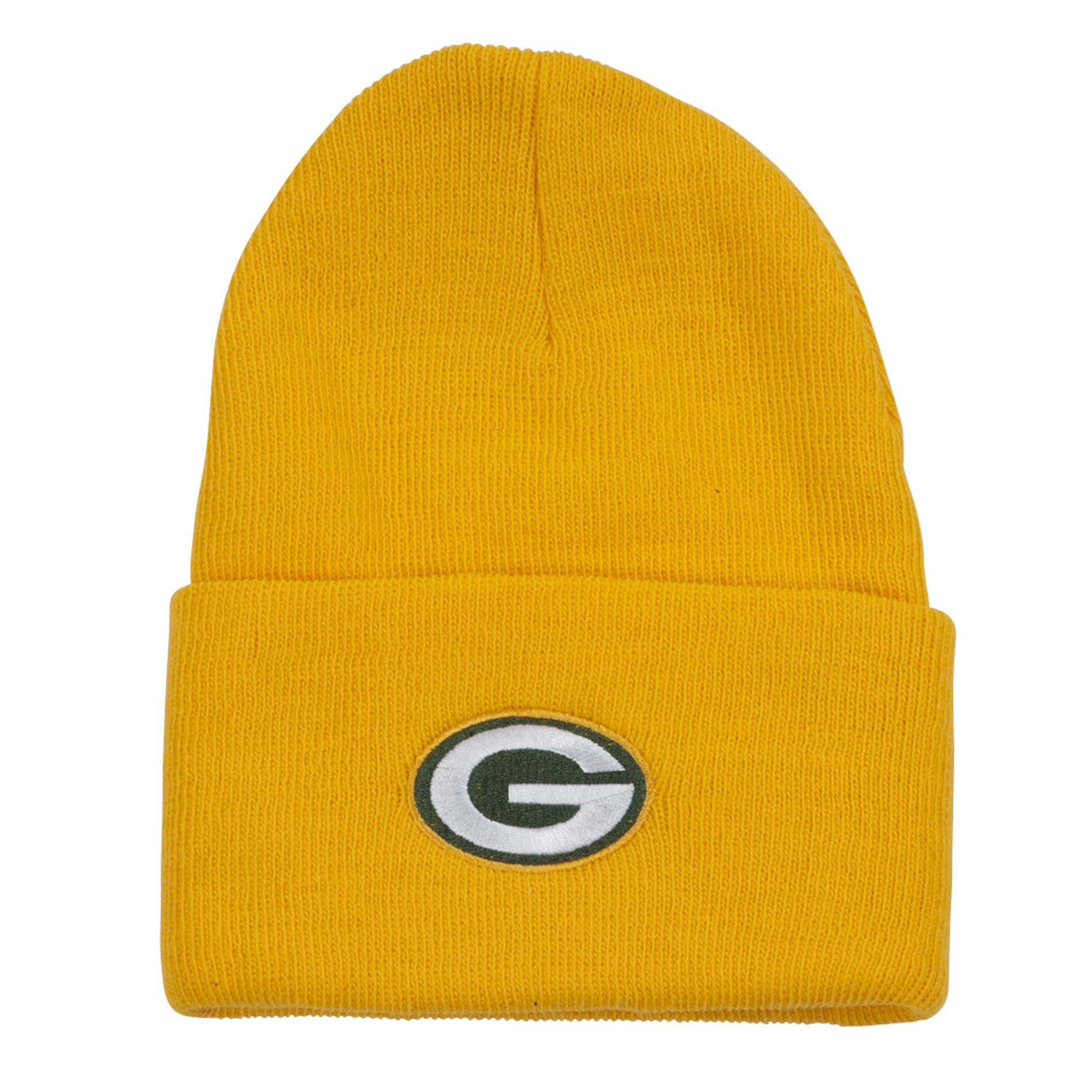 Green Bay Packers Logo Stocking Hat