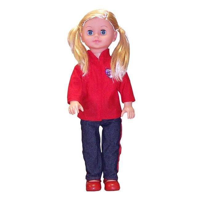 Entertec On the Go Girl Fashion Doll (18-inch)